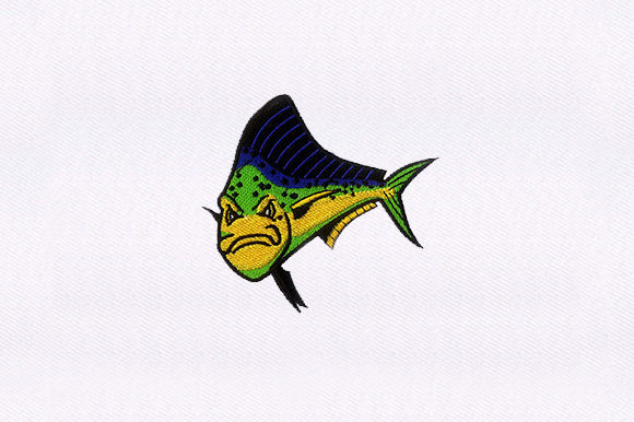 Fish Fish & Shells Embroidery Design By DigitEMB