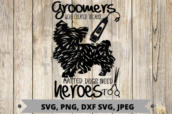 Groomers Were Created Graphic Crafts By Pit Graphics