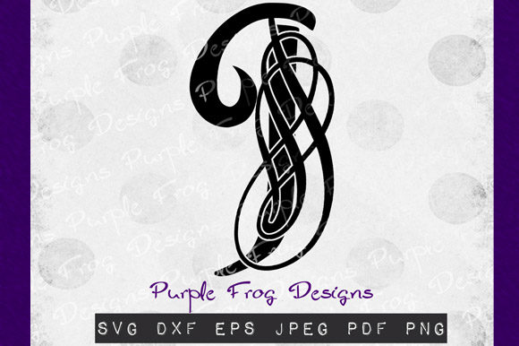 Download Free Q Monogram Filigree Monogram Graphic By Heather Terry Creative for Cricut Explore, Silhouette and other cutting machines.