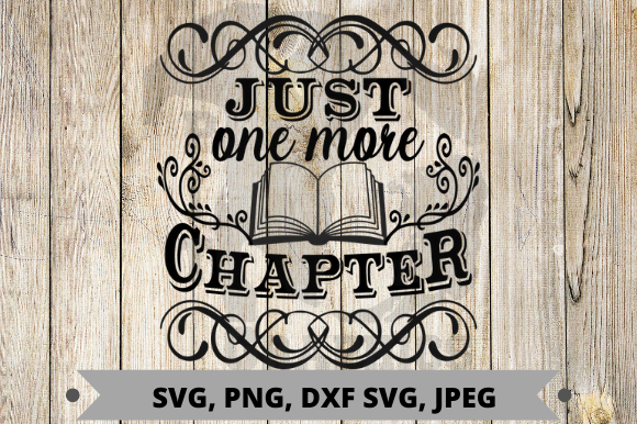 Just One More Chapter Graphic