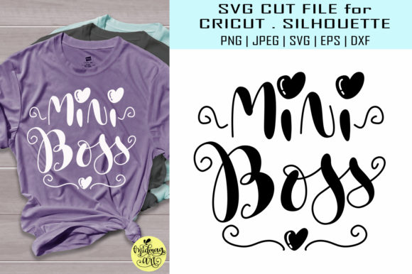Mini Boss Baby Shirt Graphic Objects By MidmagArt