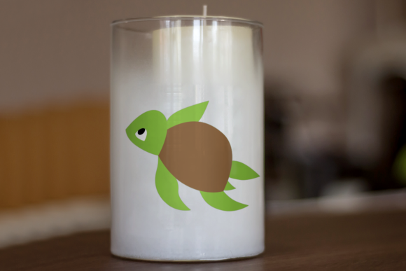 Sea Turtle Graphic Crafts By DesignedByGeeks