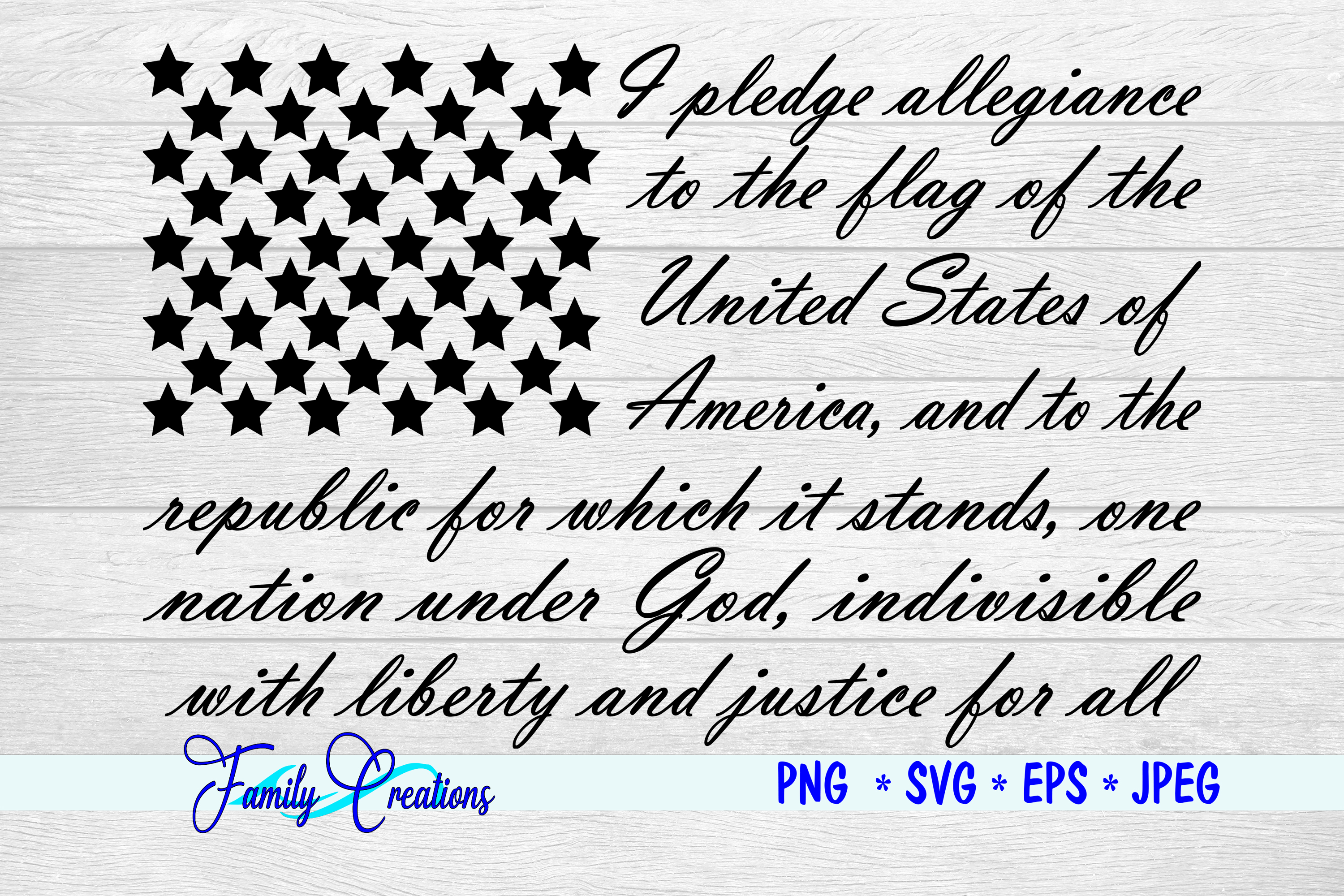Download Free Usa Flag Graphic By Family Creations Creative Fabrica for Cricut Explore, Silhouette and other cutting machines.