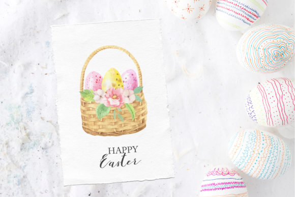 Watercolor Easter Spring Bunny Set Graphic Illustrations By Larysa Zabrotskaya - Image 8