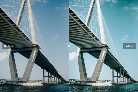 Print on Demand: Charleston Lightroom Presets Pack Graphic Actions & Presets By Creative Tacos - Image 2