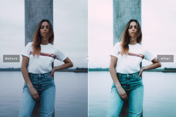 Print on Demand: Charleston Lightroom Presets Pack Graphic Actions & Presets By Creative Tacos - Image 5