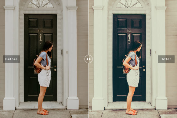 Print on Demand: Charleston Lightroom Presets Pack Graphic Actions & Presets By Creative Tacos - Image 6