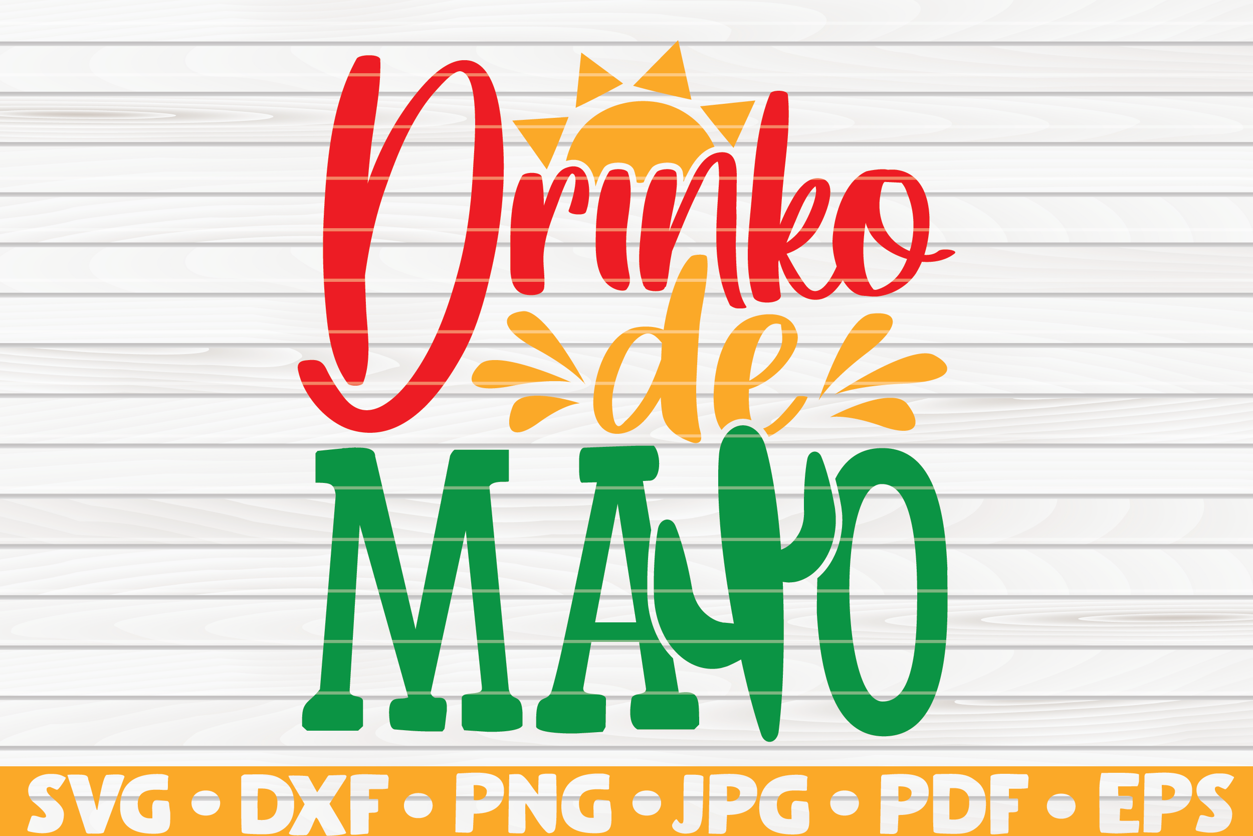 Download Free Drinko De Mayo Cinco De Mayo Graphic By Mihaibadea95 for Cricut Explore, Silhouette and other cutting machines.