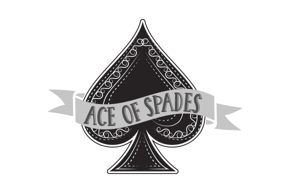 Ace of spades deutsch