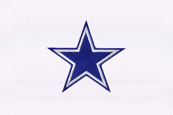 Blue Star Nursery Embroidery Design By DigitEMB