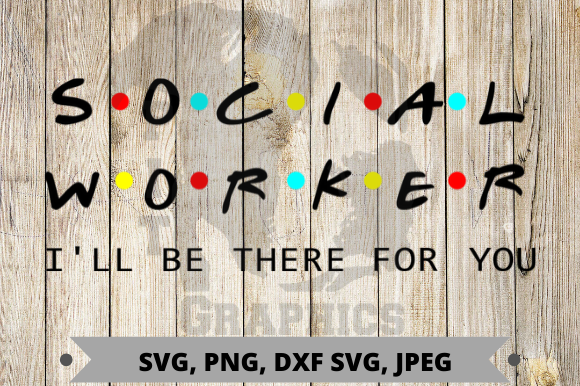 Social Worker Graphic Graphic Templates By Pit Graphics