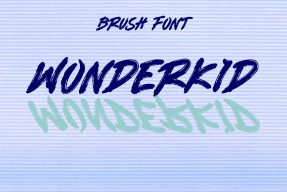 Download Free Horor Brush Alphabet Vector Graphic By Aminmario Creative Fabrica for Cricut Explore, Silhouette and other cutting machines.