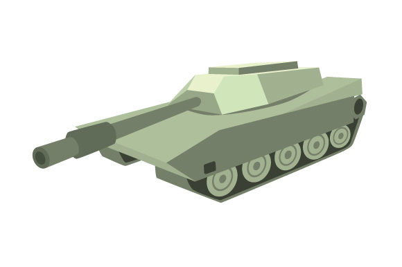 Tank Military Craft Cut File By Creative Fabrica Crafts