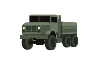 Military Truck Military Craft Cut File By Creative Fabrica Crafts
