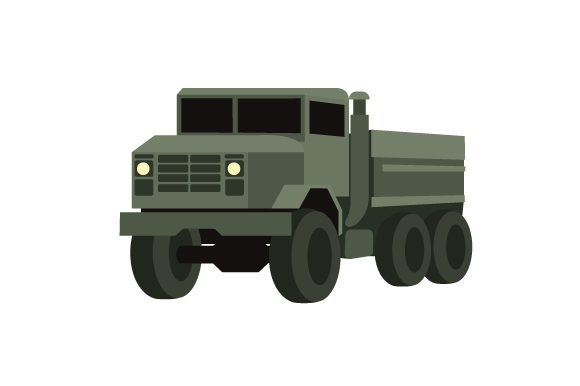 Download Free Military Truck Svg Cut File By Creative Fabrica Crafts for Cricut Explore, Silhouette and other cutting machines.