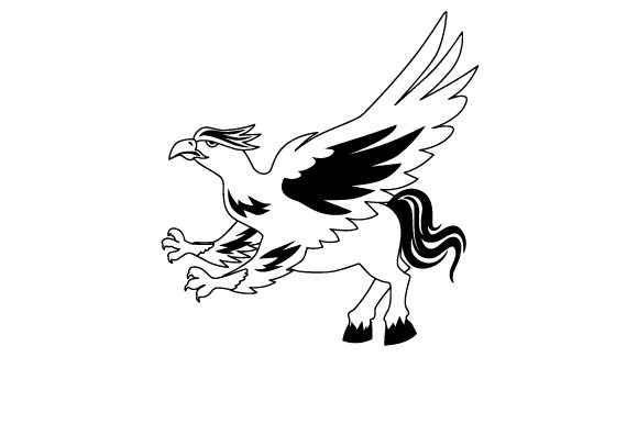 Download Free Hippogriff Svg Cut File By Creative Fabrica Crafts Creative for Cricut Explore, Silhouette and other cutting machines.