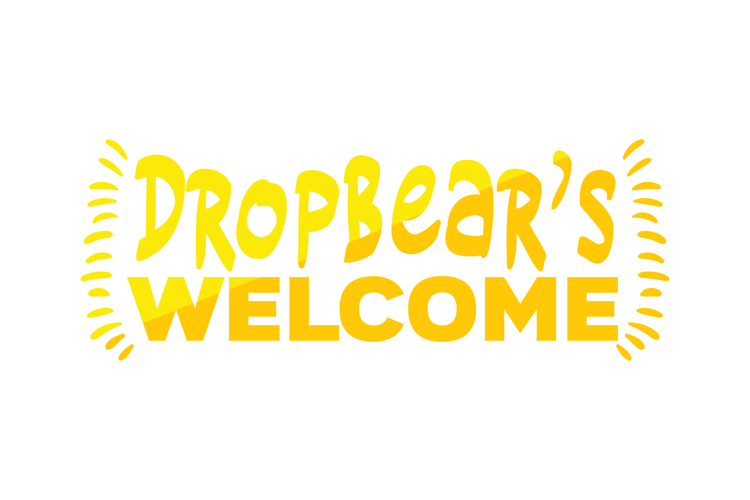 Download Free Dropbear S Welcome Svg Cut File By Creative Fabrica Crafts for Cricut Explore, Silhouette and other cutting machines.