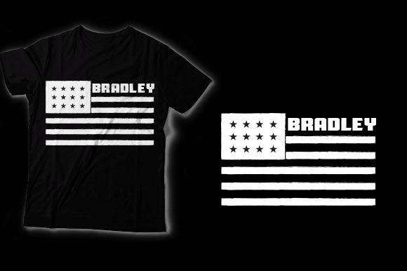 Bradley Graphic Crafts By HASSHOO
