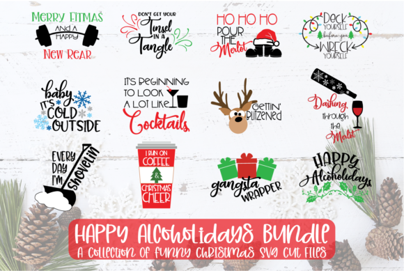 Download Free Dogaholic Bundle Graphic By Sheryl Holst Creative Fabrica for Cricut Explore, Silhouette and other cutting machines.