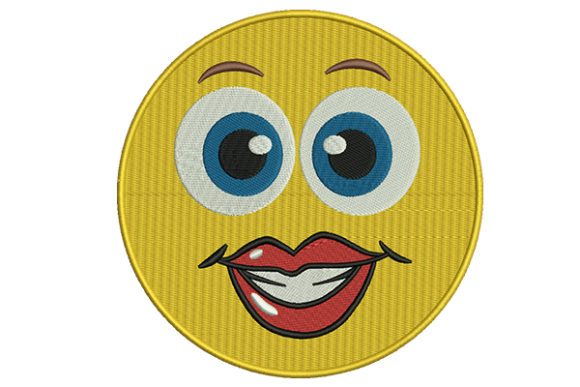 Download Free Lips Emoji Creative Fabrica for Cricut Explore, Silhouette and other cutting machines.