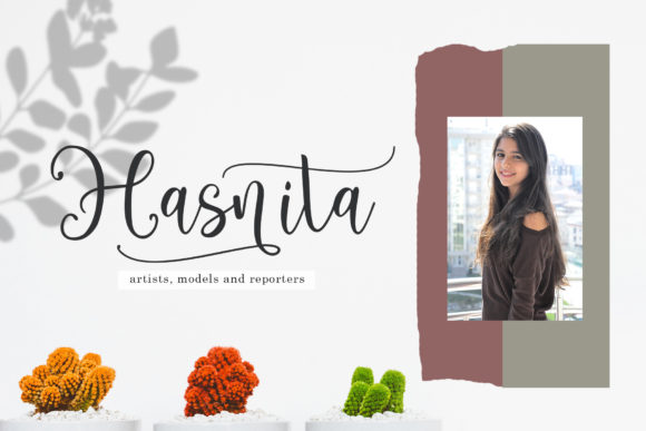 Print on Demand: Brightlady Script & Handwritten Font By Sulthan Studio - Image 2