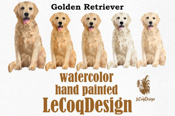 Dog Clipart Dog Breeds Pet Clipart Graphic Illustrations By LeCoqDesign - Image 5