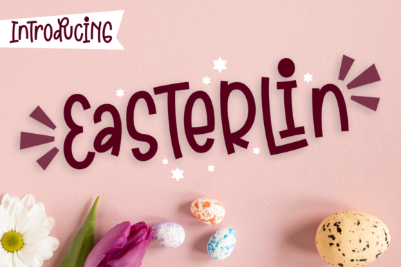 Print on Demand: Easterlin Script & Handwritten Font By Dani (7NTypes)