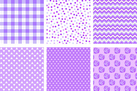 Purple Pastel Background Graphic Backgrounds By PinkPearly - Image 2