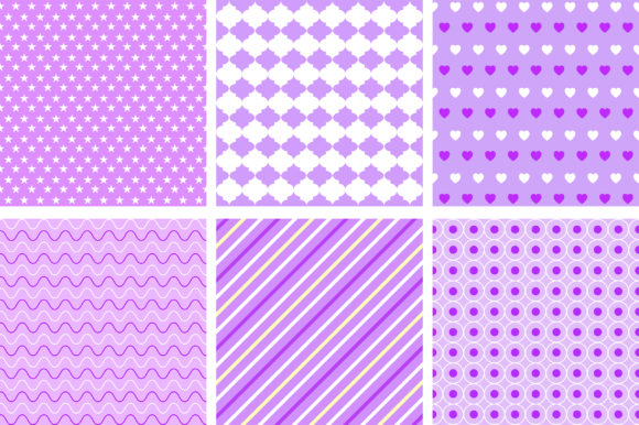 Purple Pastel Background Graphic Backgrounds By PinkPearly - Image 3