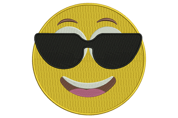 Download Free Sunglasses Emoji Creative Fabrica for Cricut Explore, Silhouette and other cutting machines.