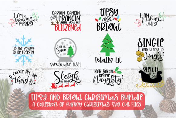 Merry Fitmas A Happy New Rear Graphic By Sheryl Holst