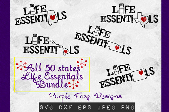 Download Free United States Essential Oils Graphic By Heather Terry for Cricut Explore, Silhouette and other cutting machines.