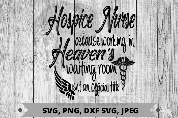 Hospice Nurse Graphic By Pit Graphics Creative Fabrica