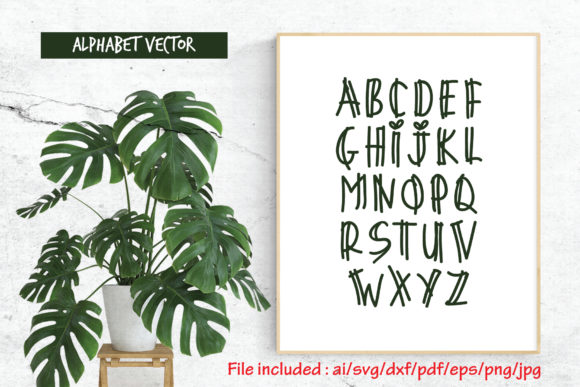 Download Free Modis Font By Atjcloth Studio Creative Fabrica SVG Cut Files