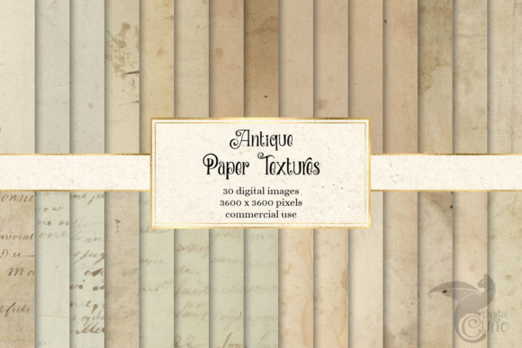 Antique Paper Textures Graphic Textures By Digital Curio