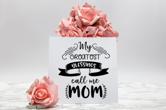 Print on Demand: Mother's Day Overlays-Photo Overlays Graphic Illustrations By Happy Printables Club - Image 10