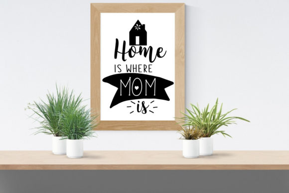 Print on Demand: Mother's Day Overlays-Photo Overlays Graphic Illustrations By Happy Printables Club - Image 11