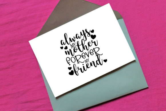 Print on Demand: Mother's Day Overlays-Photo Overlays Graphic Illustrations By Happy Printables Club - Image 3