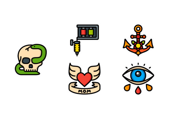 Download Free 543568 Graphic Icons 2020 Page 143 Of 15604 Creative Fabrica for Cricut Explore, Silhouette and other cutting machines.