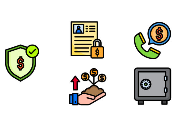 Download Free Finance And Accounting Graphic By Colorkhu123 Creative Fabrica for Cricut Explore, Silhouette and other cutting machines.