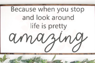 Download Free Life Is Amazing Wedding Graphic By Farmstone Studio Designs for Cricut Explore, Silhouette and other cutting machines.