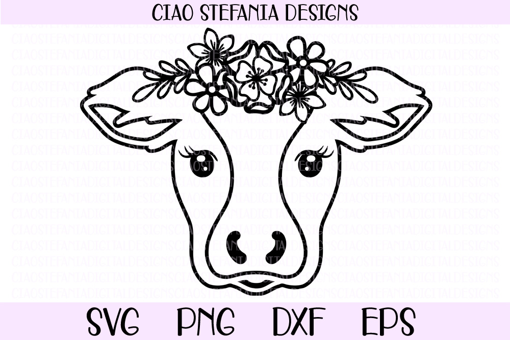 Cricut Cow Head Cow Svg Free Free Svg Cut Files Create Your Diy Projects Using Your Cricut Explore Silhouette And More The Free Cut Files Include Svg Dxf Eps And Png