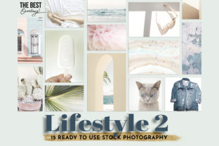 Lifestyle 2, Styled Stock Photography Graphic Beauty & Fashion By Marcela Garza