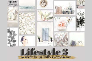Lifestyle 3, Styled Stock Photography Graphic Beauty & Fashion By Marcela Garza