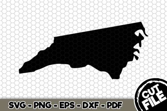 Download Free North Carolina State Graphic By Svgexpress Creative Fabrica for Cricut Explore, Silhouette and other cutting machines.