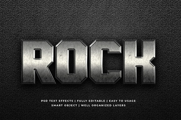 Download Free Silver Metal 3d Text Effect Mockup Graphic By Syifa5610 for Cricut Explore, Silhouette and other cutting machines.