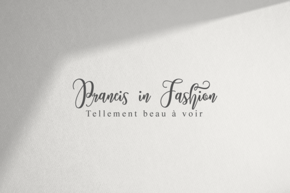 Print on Demand: Slighty Script & Handwritten Font By Ijem RockArt - Image 8