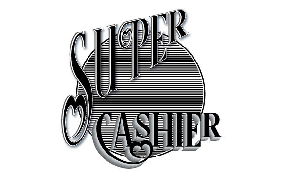 Download Free Super Cashier Vector Illustration Graphic By Graphicsfarm for Cricut Explore, Silhouette and other cutting machines.