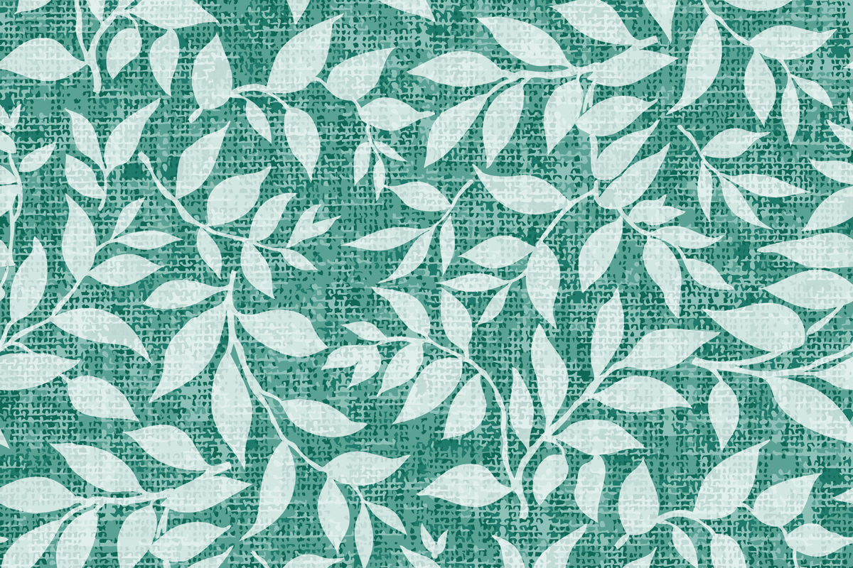 Download Free Textured Leafy Pattern Graphic By Emikundesigns Creative Fabrica for Cricut Explore, Silhouette and other cutting machines.