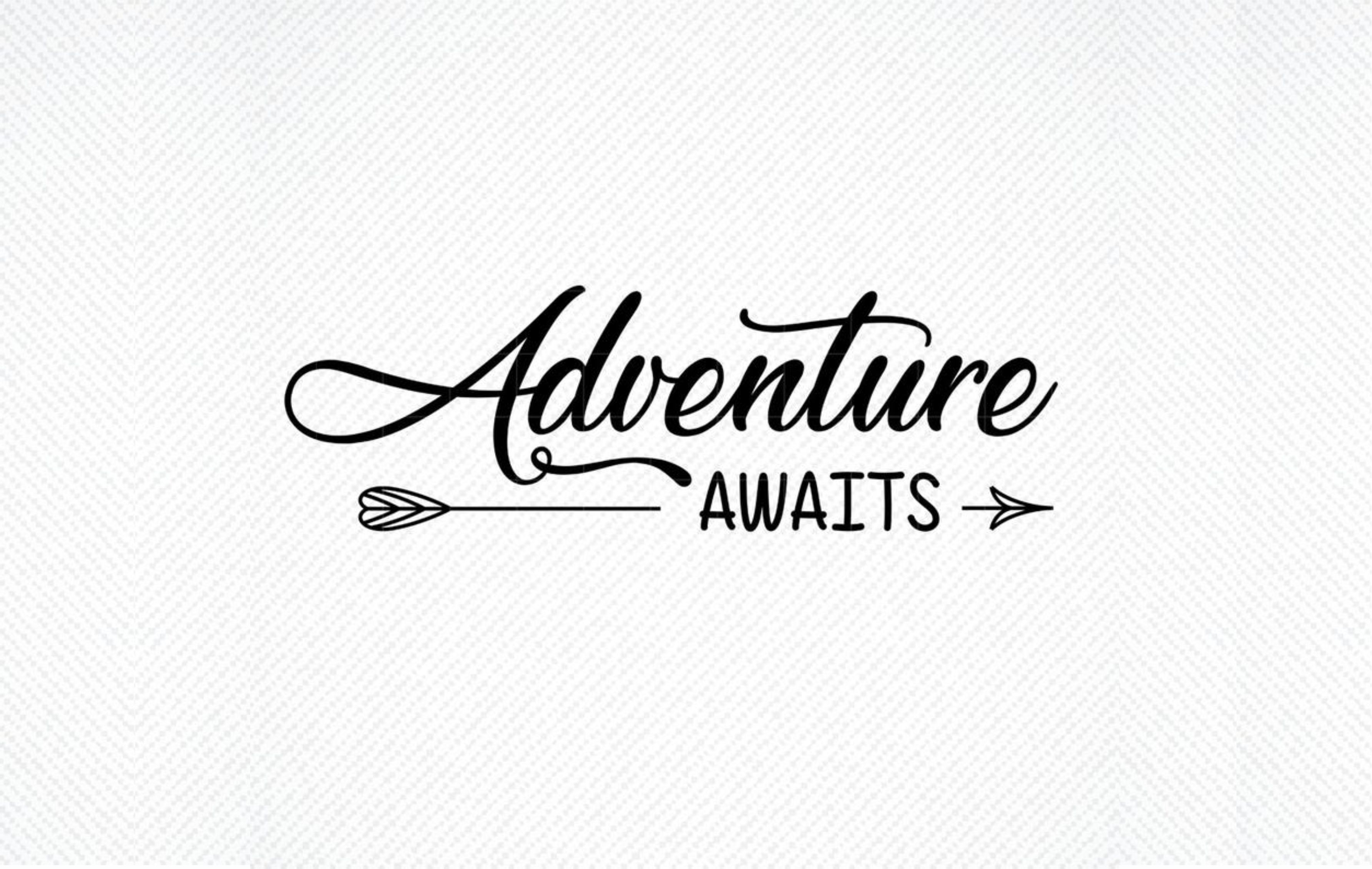 Adventure Awaits Nursery Wedding Graphic By Svg Den Creative Fabrica